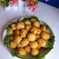 虾仁豆腐丸子的做法