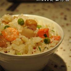 虾仁什么炒饭