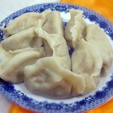 虾仁白菜肉饺子的做法
