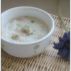 文蛤姜丝粥