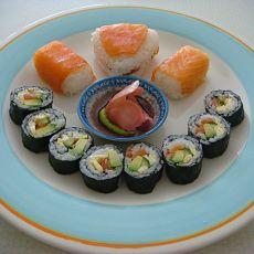 简便手卷寿司