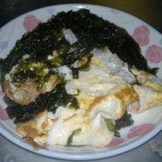 鸡蛋紫菜汤的做法