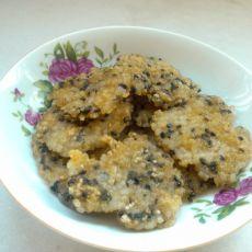 紫菜黑芝麻大米锅巴的做法