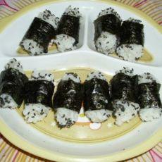 紫菜米饭卷