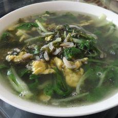 虾皮营养汤