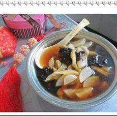 榨菜萝卜紫菜汤