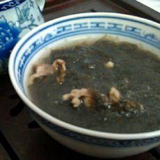 紫菜瘦肉汤