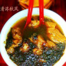 油条紫菜汤