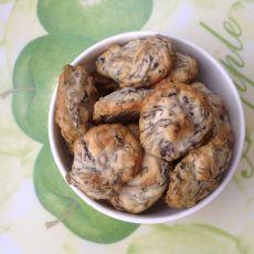 紫菜小饼干