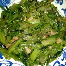 仪征紫菜炒肉丝