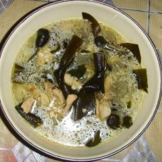 猪肉海带汤