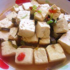 鱼汤海带炖豆腐