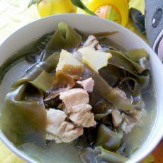 骨头海带汤