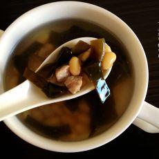 黄豆海带瘦肉汤