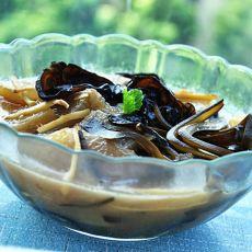 木耳海带冬瓜汤的做法