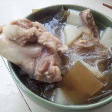 海带萝卜大骨汤