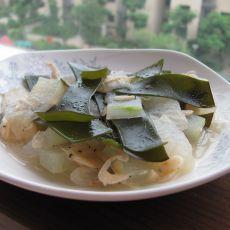 冬瓜海带小虾米