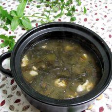 海带丝瘦肉汤的做法