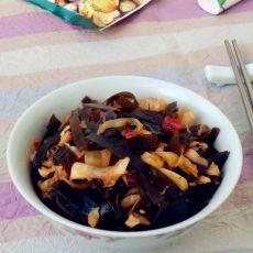 香辣海带圆白菜