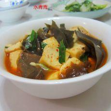 海带豆腐丁