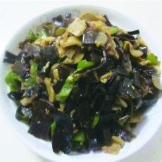 海带烩杏鲍菇