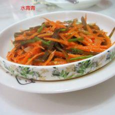 香油海带萝卜丝
