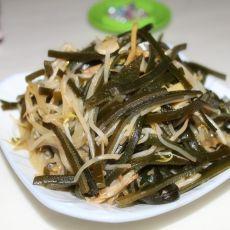 海带绿豆芽