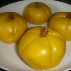 南瓜糯米包