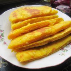 南瓜葱油饼