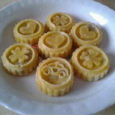 新款红豆沙南瓜饼的做法