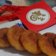 黄金南瓜饼的做法