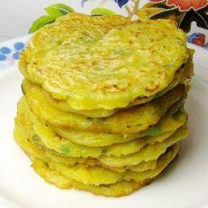 南瓜丝面饼