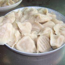 南瓜猪肉馅水饺