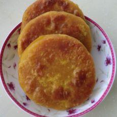 香煎南瓜甜饼