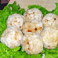 南瓜燕麦酥球