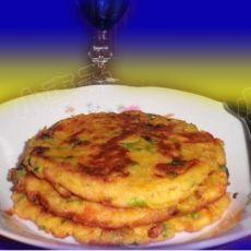 豆渣南瓜蛋饼的做法