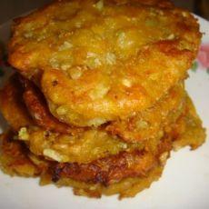 红薯茄子饼