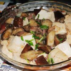 茄子煮豆腐