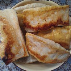 农家铁锅烩菜贴饼