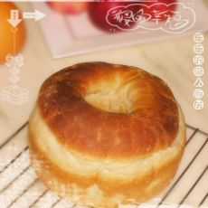香蕉燕麦面包