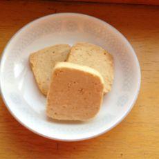 花生酱黄油饼干的做法