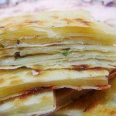 千层葱油饼的做法