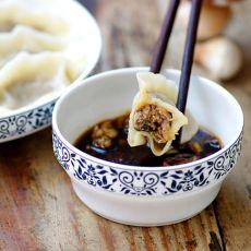 香菇猪肉饺子