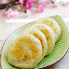 大白菜韭菜馅儿饼的做法