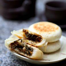 梅干菜酥饼