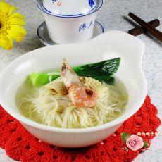 苏式汤面的做法