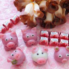 猪猪糯米团子
