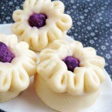 紫薯石榴花儿包