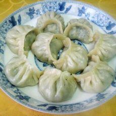 虾仁荠菜蒸饺的做法