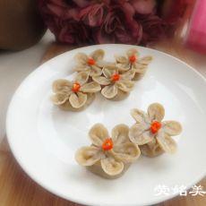 绿豆面蒸饺的做法